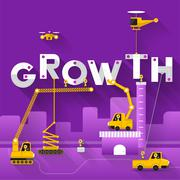 Stock Illustration of Growth