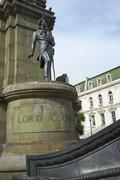 Stock Photo of Lord Cochrane Monument