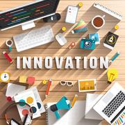 Text Innovation Piirros