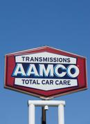 AAMCO Transmissions Repair Facility - stock photo