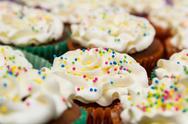 Stock Photo of Cupcakes