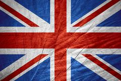 Flag of Great Britain Stock Illustration