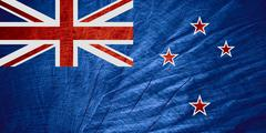 Flag of New Zealand Piirros