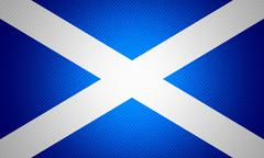 Flag of Scotland Piirros
