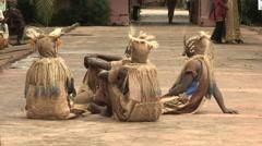 Mali's festival - stock footage