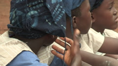 Children in Mali 2 Stock Footage