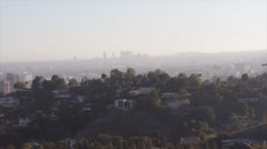 Los Angeles Rich Neighborhood Stock Footage