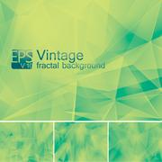 Vintage abstract background Stock Illustration