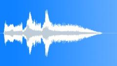 Terrible cartoon squeeze Sound Effect