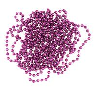 Pile of decorational bead spheres Stock Photos