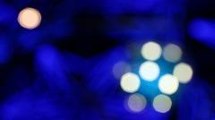 Christmas Illuminations - stock footage
