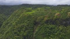 The Coast of Molokai, Hawaii Stock Footage