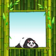 Bamboo - stock illustration