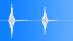 Hammer hit wood shield Sound Effect