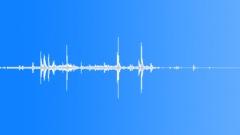 insert paper - sound effect
