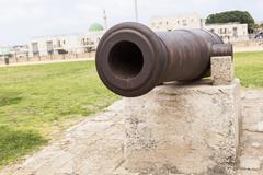 Old Cannon - stock photo