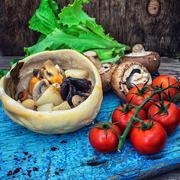 Vegetable ragu Stock Photos