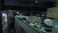 Stock Video Footage of Recycling Time-Lapse