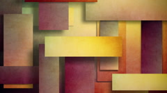 Rectangle 3D background Stock Footage