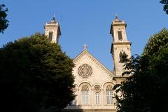 Stock Photo of Hagia Triada Greek Orthodox Church, Istanbul