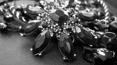 Imitation jewelry Stock Photos
