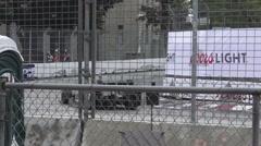 Honda Indy Race Toronto  June 14, 2015 Stock Footage