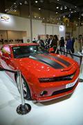 Chevrolet Camaro - stock photo