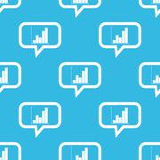 Stock Illustration of Graphic message pattern
