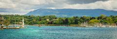 View of Geneva Kuvituskuvat
