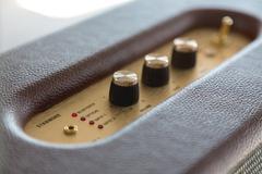 Sound volume controls Stock Photos
