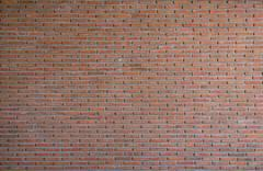 Brick wall pattern texture - stock photo