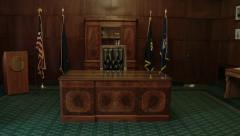 Governors Office Stock Footage