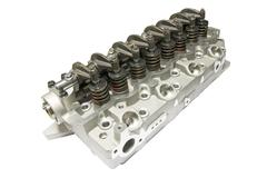 Cylinder head - stock photo