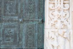 trani Cathedral - stock photo