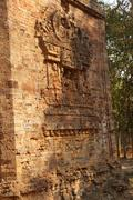 Stock Photo of Octagonal Shiva temple