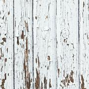 White Peeled Planks - stock illustration