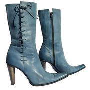 Ladies boots Stock Photos