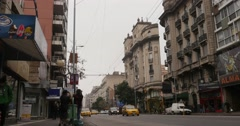 Olmos Avenue, Córdoba, Argentina Stock Footage
