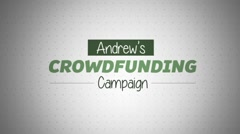 Crowdfunding Campaign Stock After Effects