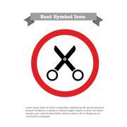 Scissors Stock Illustration