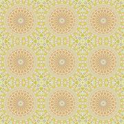 Stock Illustration of Wallpaper ornament floral seamless generated texture