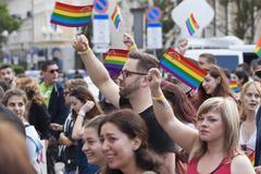 Sofia Pride - stock photo