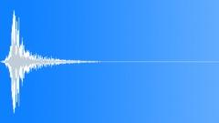 Whoosh Short Epic Deep Bass 03 - sound effect