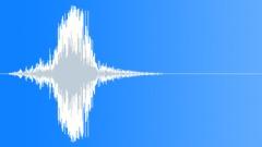 Whoosh Long Epic Deep Bass 02 - sound effect