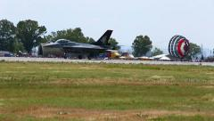 Stock Video Footage of F-16 C Turkish Air Show