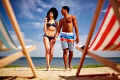 Romantic vacation Stock Photos