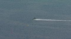 Jet Ski, Calvi, Corsica Stock Footage