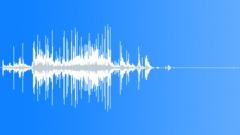 Crumpling paper sheet - sound effect