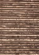 Wood wall.Useful as background Stock Photos