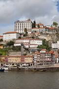 Stock Photo of Historic Centre of Oporto in Portugal